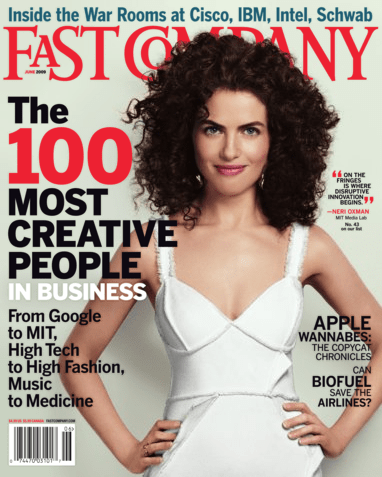 i-1-who-is-neri-oxman-1 Activist investor Bill Ackman is engaged to rockstar scientist Neri Oxman Technology
