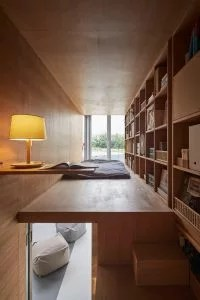 i-1-90245139-mujiand8217s-microapartments-make-work-life-balance-look-overrated-200x300 Muji designed this minimalist apartment for coworkers to share Interior