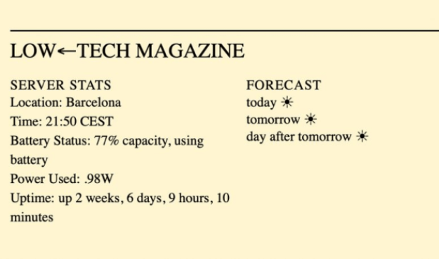 i-4-90246767-low-tech-magazine-776x457 The future of web design is much less, not more Interior