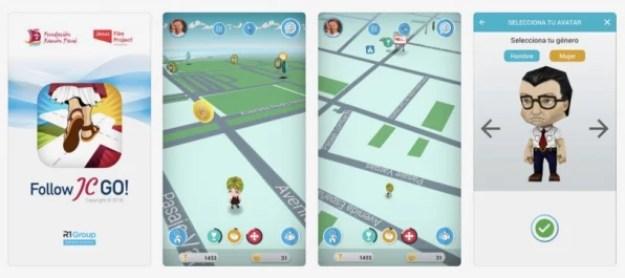 inline-follow-jc-go-813x361 Catholic Pokémon Go-style game features Moses instead of Mewtwo Technology