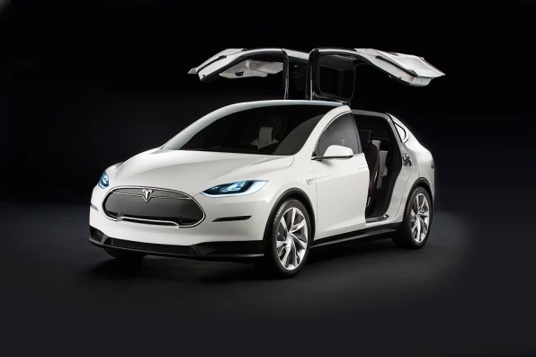 Teslas Model X Has Every Single Feature Except A Soul