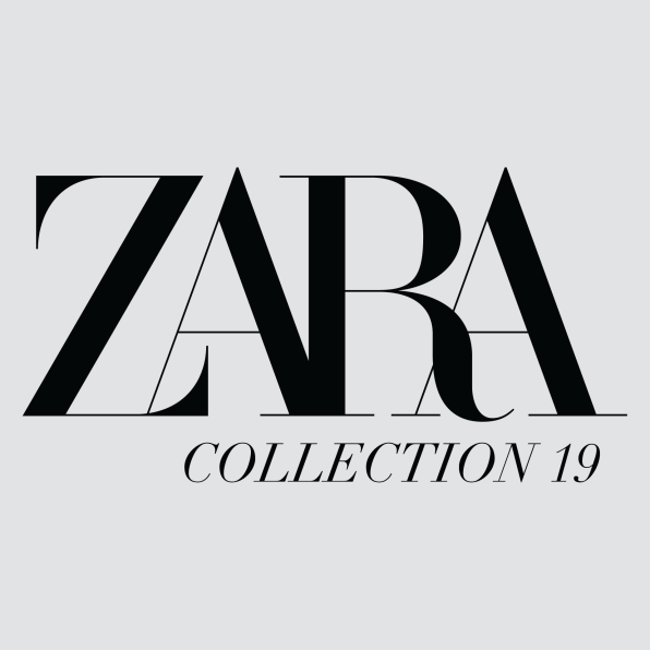 Zara has a new logo, and reviews are mixed