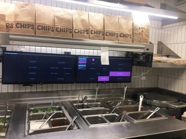 Kitchen Layout App