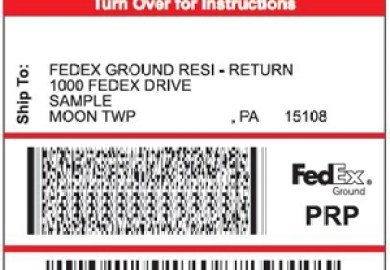 Fedex Tracking Ground Shipping