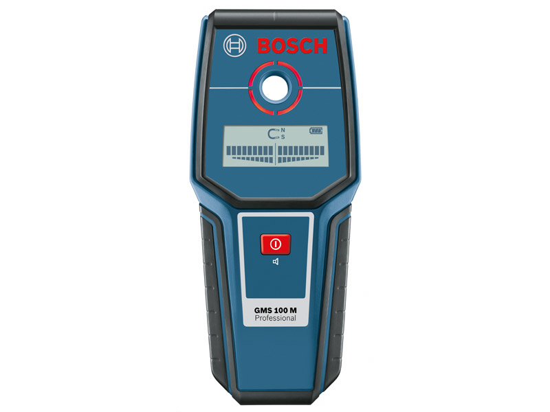 Bosch GMS100M Wall Scanner and Metal Detector Metal and Wood