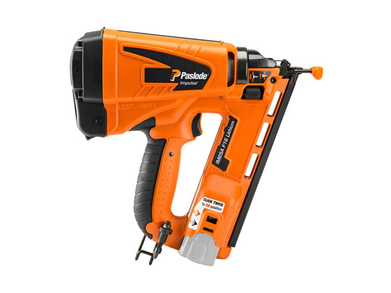 how to service a paslode nail gun