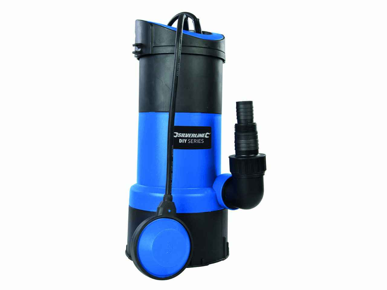 Silverline 917615 750w Diy Clean Dirty Water Pump