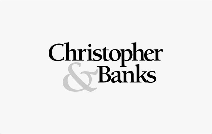 United States Of America : Christopher & Banks slips into