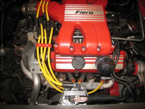 small resolution of i have cut to length accel 8 mm resistor core wire pennock s fiero forum spark plug