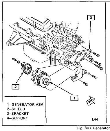 1986 Corvette Wiring Diagram. 1986. Free Download Images