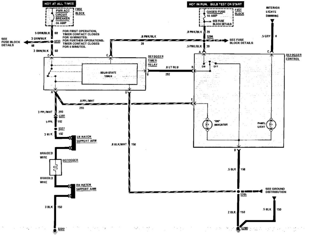 medium resolution of i found an entire schematic for a 88 firebird i have a slightly larger copy