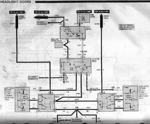 small resolution of 1986 pontiac fiero wiring diagram 1986 toyota cressida