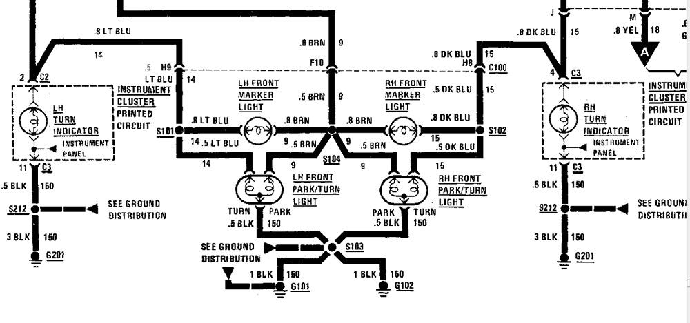 e250 lamp wiring diagram