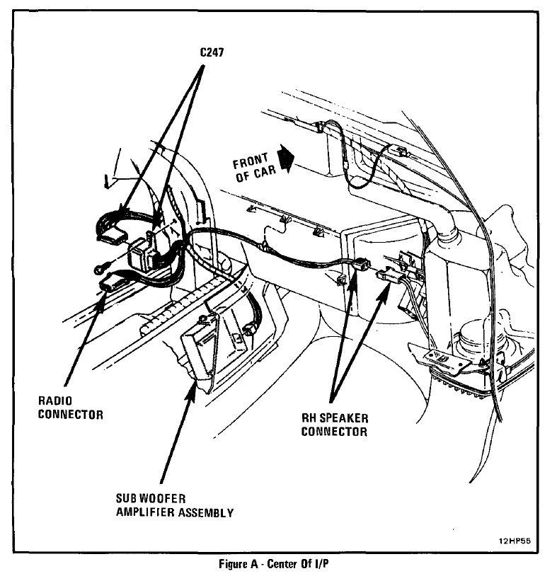 Fiero Subwoofer Wiring Diagram