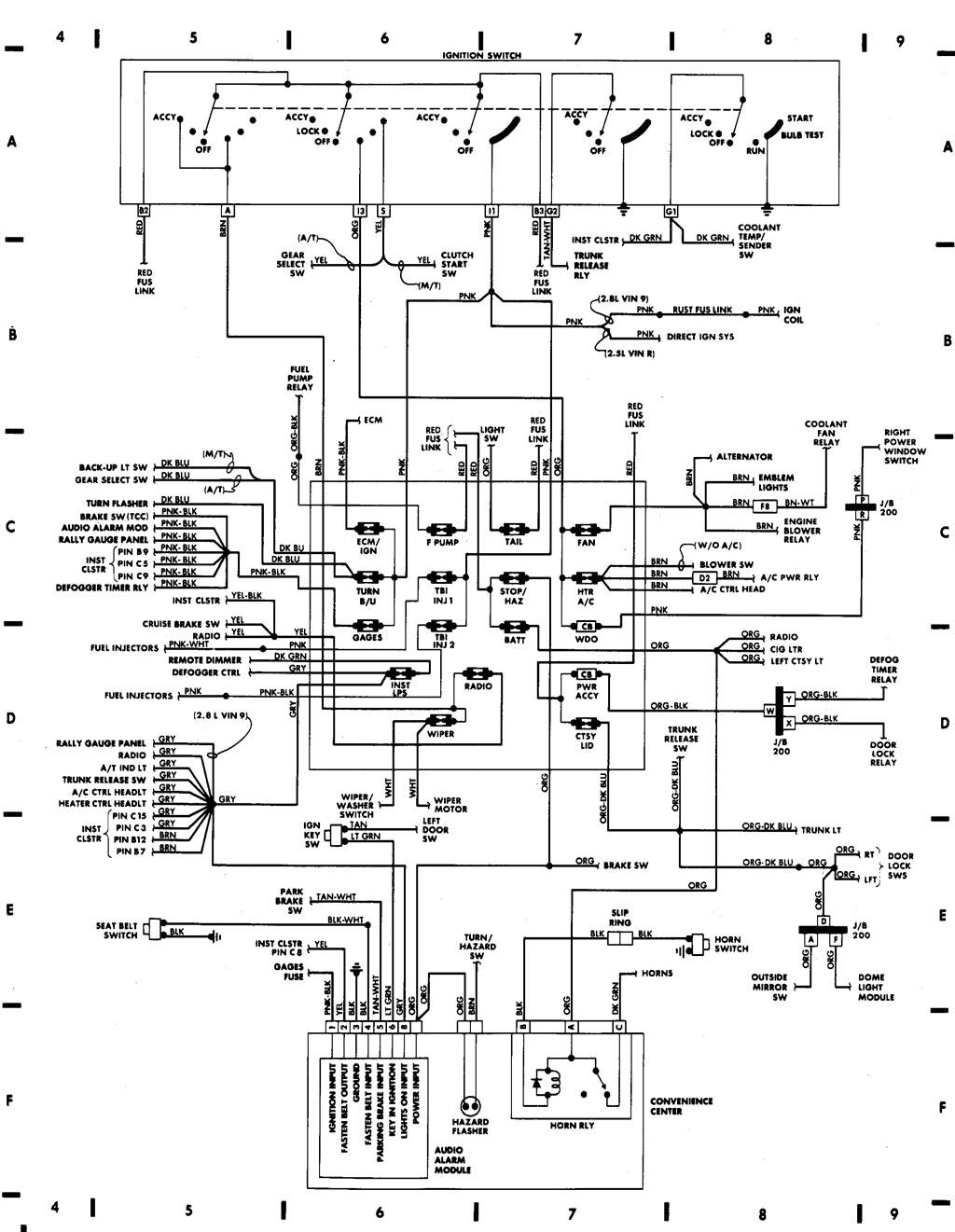 Clutch Switch Wiring Diagram