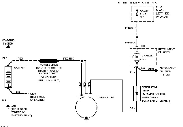 Fiero Alternator Wiring Diagram : 31 Wiring Diagram Images