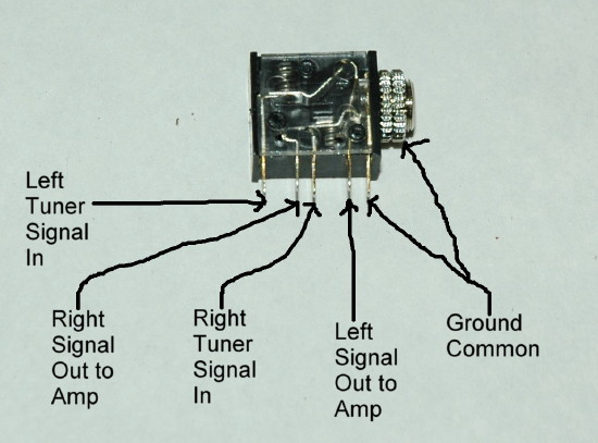 trs insert cable wiring diagram