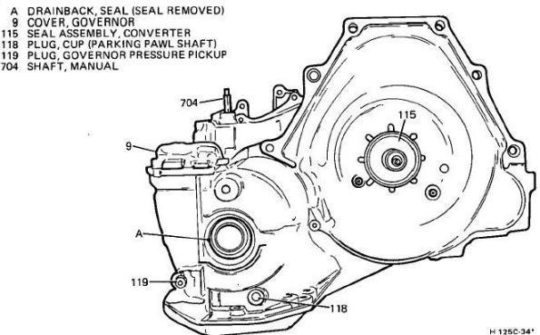 4t60 Torque Converter Wire Diagram : 34 Wiring Diagram
