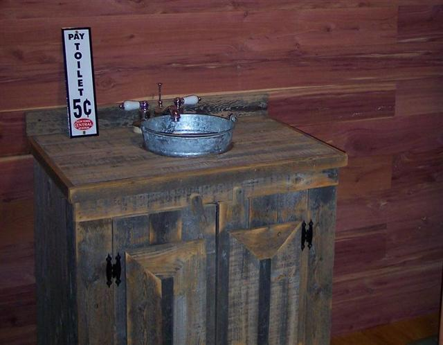 Galvanized Tub Sink Diy