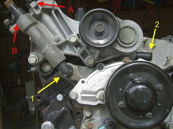 1995 Caprice Engine Coolant Flow Diagram