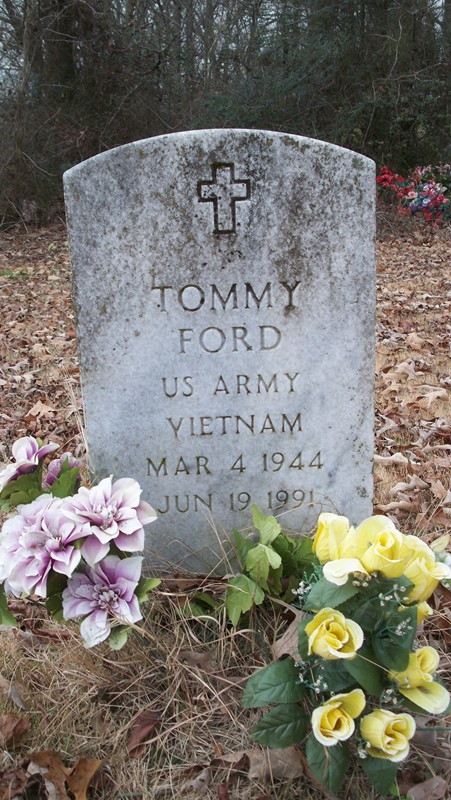 Thomas Mikal Ford Funeral : thomas, mikal, funeral, Tommy, (1944-1991), Grave, Memorial