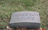 Headstone of Rose Smith