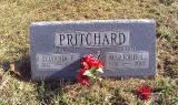 Headstone of Marjorie L. Pritchard