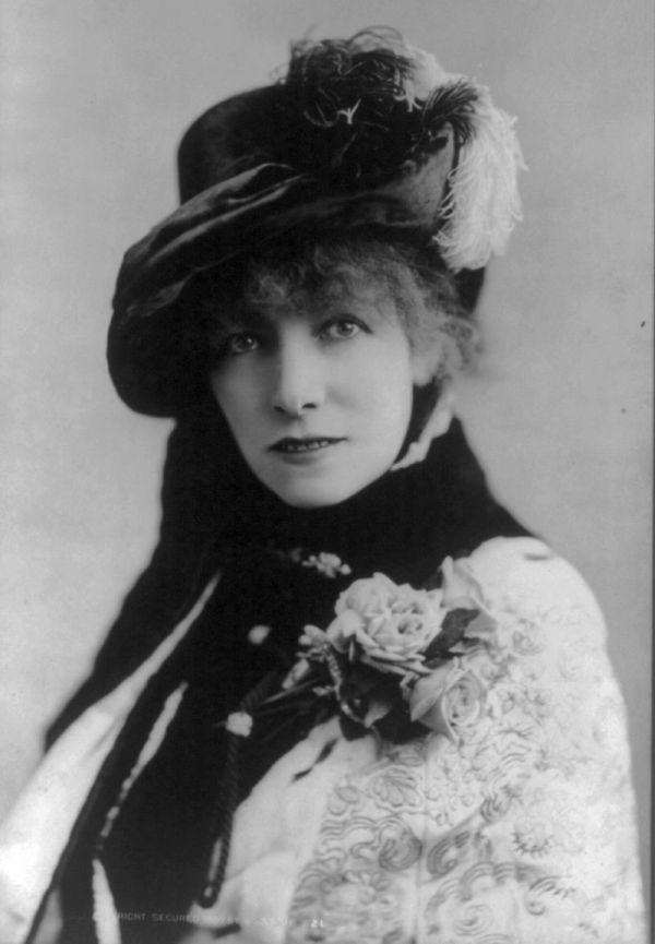 Sarah Bernhardt 1844 - 1923 Find Grave Memorial