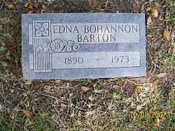 Edna Bohannon Barton 18901973  Find A Grave Memorial