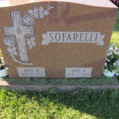 John Sofarelli Rv Sofa Beds Nz M 1918 1990 Find A Grave Memorial