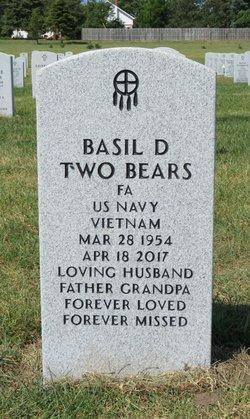 basil daniel two bears