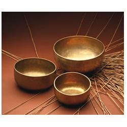 Original Himalayan Singing Bowls with Ohm (Om) Frequency