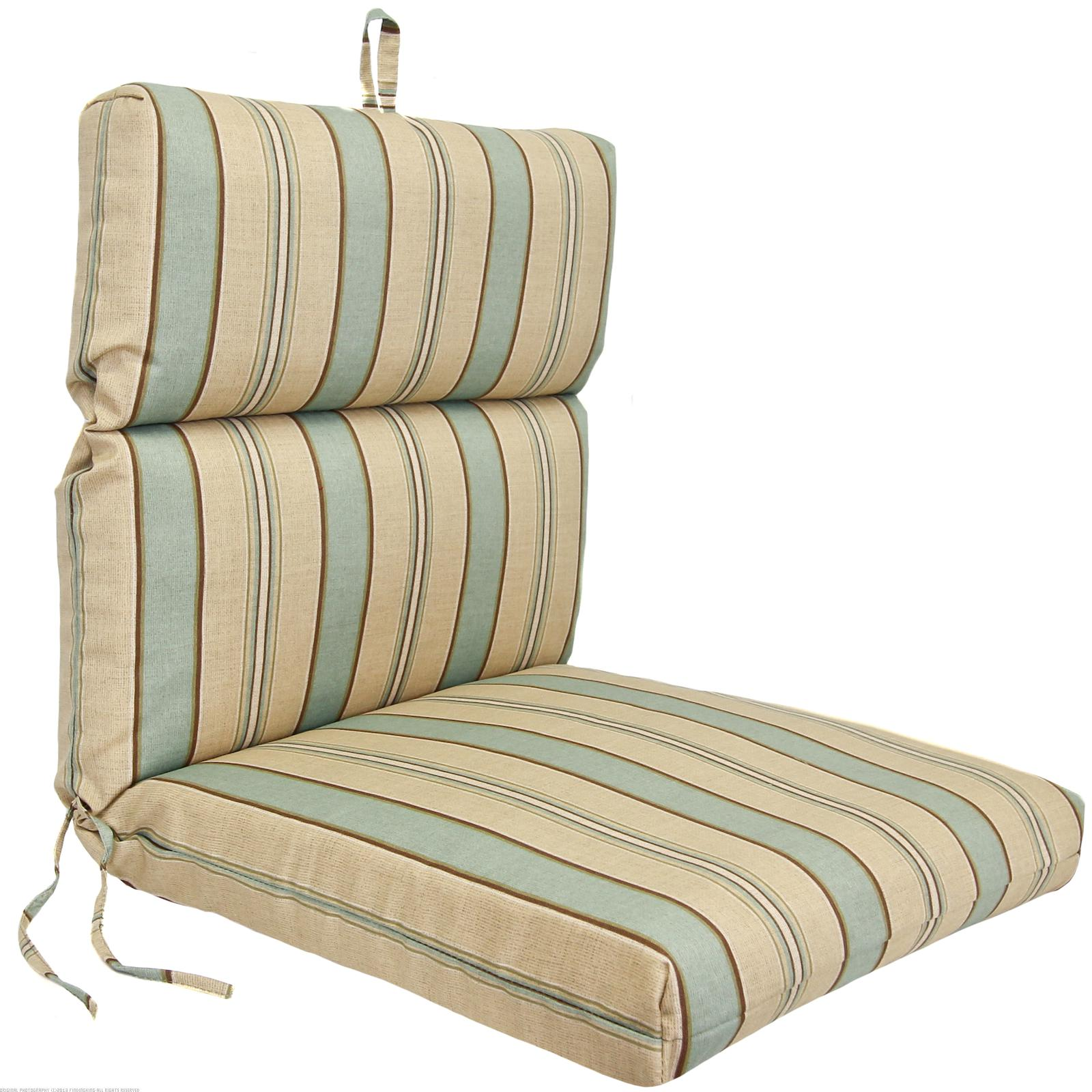 teal chair cushions adirondack rocking chairs lowes jordan manufacturing brown and beige french edge