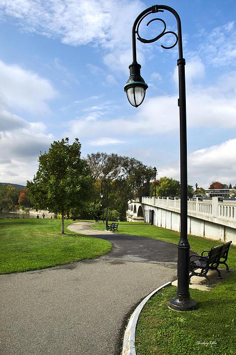 Confluence Park Binghamton NY River Trail
