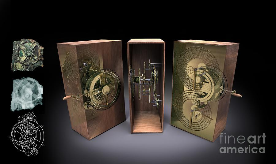 EgyptSearch Forums Antikythera Mechanism Ancient Greek