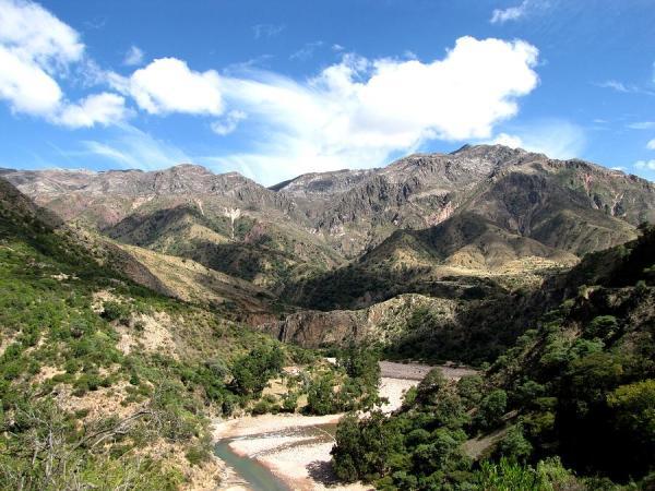 bolivian landscape elizabeth