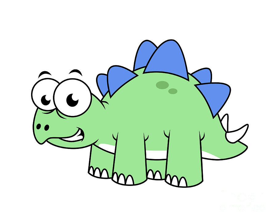 Triceratops Cake Template