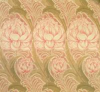 Wallpaper Design Tapestry - Textile by Victorian Voysey