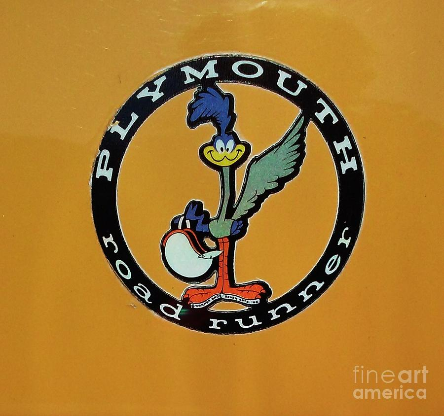 1970 Plymouth Road Runner Emblem