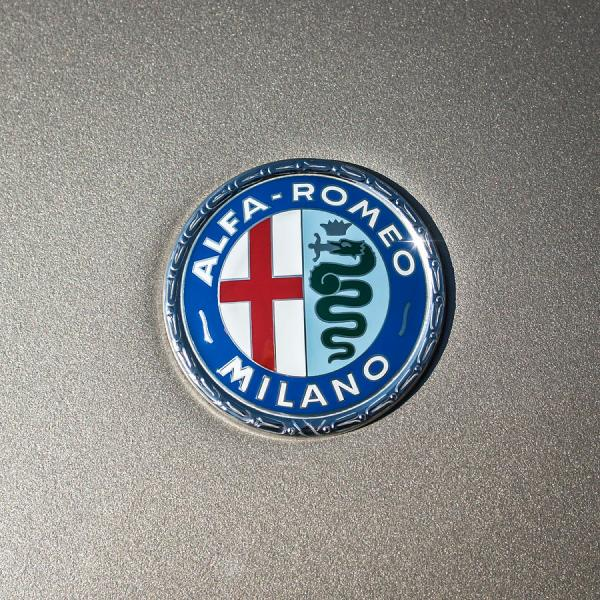 1973 Alfa Romeo Gtv Emblem -0226c55 Jill Reger