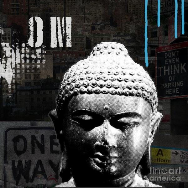 Urban Buddha Linda Woods - Royalty Free And Rights