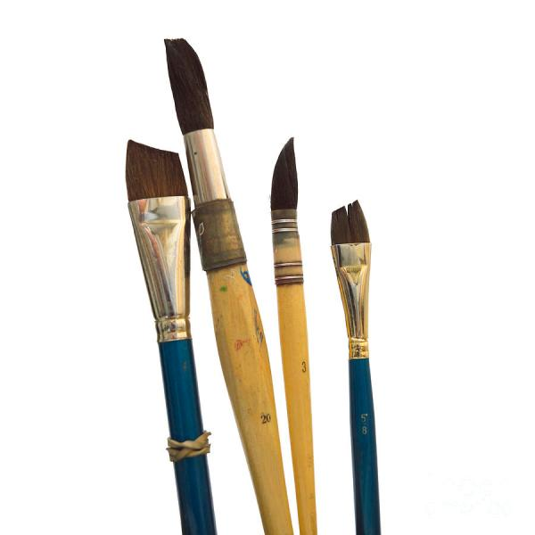 Paintbrush Bernard Jaubert
