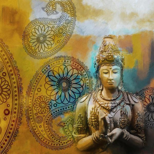 South Asian Art Painting Corporate Task Force