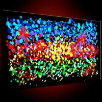 Most Wanted Art Award Oil Painting Original Abstract ...