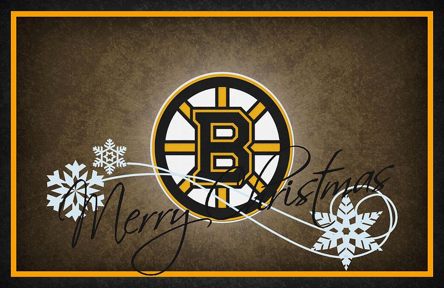 Boston Bruins Photograph By Joe Hamilton