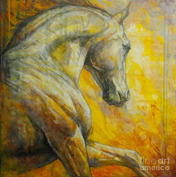 Horse Fine Art Paintings