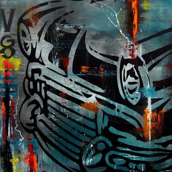 American Classic Fidostudio Painting Tom Fedro