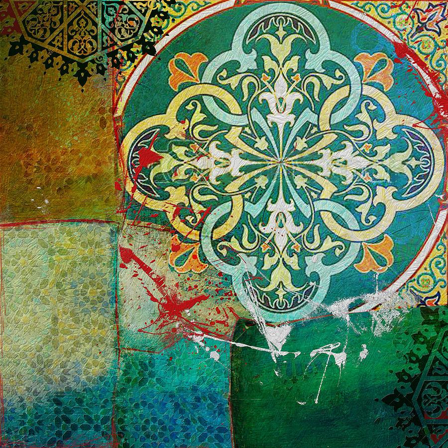 arabic motif 01 by