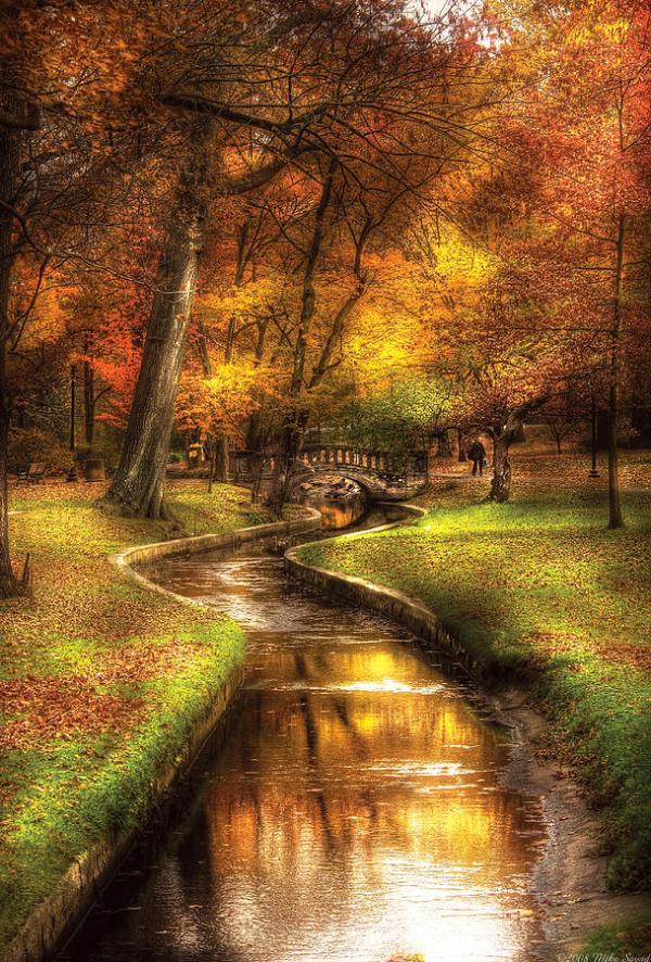 autumn - landscape little