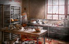 19+ Breathtaking The Baker's Kitchen That Abound Elegance